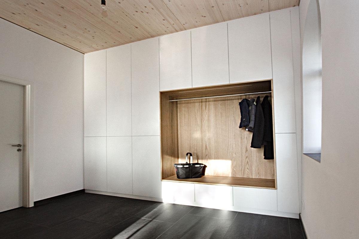 fus sohn raumhoher einbauschrank. Black Bedroom Furniture Sets. Home Design Ideas